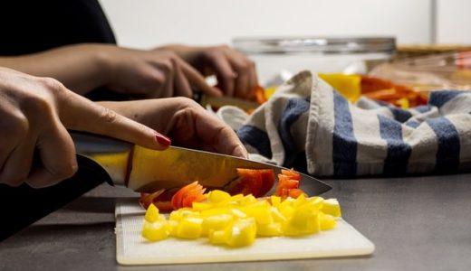 料理が苦手な人へ。包丁を研ぐだけで料理上手になった気がしますよ!