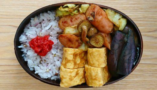 冷蔵庫にあるものでつくる料理と言えば!「野菜炒め弁当」